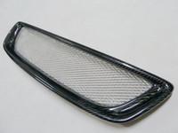 Wholesale CARBON FIBER LEXUS GS300 GS430 V300 ARISTO SPORT BADGELESS FRONT BUMPER MESH GRILLE