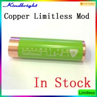 best copper stocks - limitless mod fast delivery and best price copper brass and aluminum sliver limitless mod clone in stock