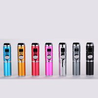 Lavatube Prix-Eternal S70 Lava Tube <b>Lavatube</b> mod affichage LED à tension variable e cigarette 18650 Mod pour protank aerotank méga coloré