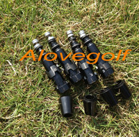 Wholesale golf adapter for golf shaft sleeve DHL ship golf clubs D2 D3 adapters