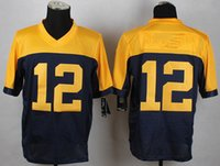 Wholesale 2015 Football Jerseys New Jerseys Jersey Navy Alternate Blue And Yellow Color Size Stitched Mix Match Order All JERSEY