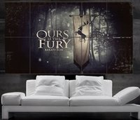 big plane games - Game of thrones House Baratheon poster print art huge big picture wall parts NO305