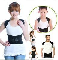 Wholesale High Quality Sizes Posture Corrector Unisex Adult Child Adjustable Men Women Back Shoulder Supporting Posture Corrector