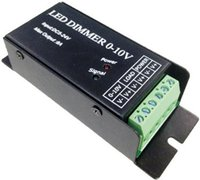 Wholesale 2016 DM010 DC5V V V lt W V lt W lt A LED Dimmer V Input signal