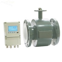 Wholesale High Accuracy Magnetic Flow meter for Industrial waste water DN80 Remote type