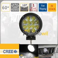 Cheap 7inch 60W Spot Led Light Best 60W Offraod Lamp