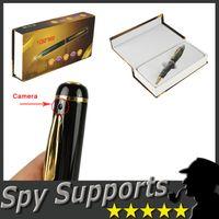 avi format videos - Epacket Mini Spy Pen Camera Hidden Pinhole DVR Cam Camcorder Video Recorder AVI format Motion x960 Spy Pens Supports GB Card