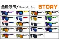 mens sunglasses - Factory Price colors NEW American Big Frame Mens Sunglasses Fashion Sports Eyewear Story Fashion Driving Sunglasses DDD2254