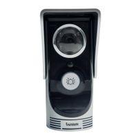 al por mayor visor de la noche-WIFI video de la puerta Teléfono Inalámbrico Digital Inteligente Peephole de la cámara de 2,0 megapíxeles de la visión nocturna del timbre del intercomunicador para el hogar S313