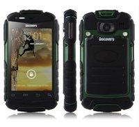 waterproof cell phone - Tengda V5 Shockproof Smartphone Android MTK6572W Inch G Waterproof Cell Phones Dual Sim Cards Unlocked