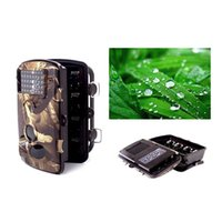 Wholesale HD Digital Infrared Scouting Camera MP Rain proof Trail Camera Portable Wildlife Hunting Camera nm IR LED Video Recorder Y1370
