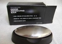 Wholesale new new Magic Eliminating Odor Kitchen Bar Smell Cleaning Stainless Steel Soap