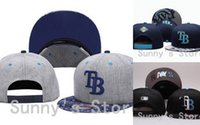 bay table - New Arrival TB Letter Baseball Snapback Hats For Men Hip Hop Design Tampa Bay Rays Sports Team Flat Caps One Piece