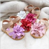 beautiful shoes - Cute Flower Baby Girl Walker Shoes Kids Beautiful Fower First Walker Shoes Infants Lovely Princess Shoes Baby Shoes Toddlers Shoes