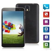 Gros-Vente NOUVEAU! 3G Phone Call Tablet PC Bluetooth WIFI double carte Sim 8Go Caméra slot phablet 1024x600