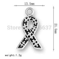 autism puzzle ribbon - Fashion Jewelry Charms autism awareness puzzle piece ribbon charms charming pet charm ribbon brooch