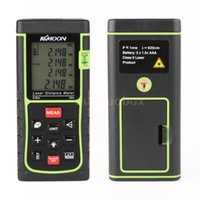 Wholesale Handheld RZE Digital Laser Distance Meter Measuring Range up to m ft