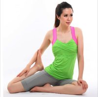 Cheap 2014 New Design Women Yoga Sets Fitness Yoga Clothing For Women