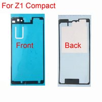 Wholesale Original New Front Back Frame M Adhesive Sticky Glue Tape For Sony Xperia Z1