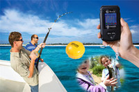 Wholesale 130 Ft Fishifinders Colorful Display Wireless Fish Finder TL86 Portable Sonar LCD Fish Depth Finder Ice Fishing Finder