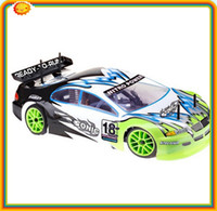 Wholesale Original new Two Speed th Scale On Road Touring RC Nitro RTR Car dhl free