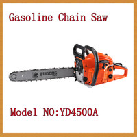 Wholesale 45cc Petrol Chainsaw quot Bar x Saw Chain Assisted Start