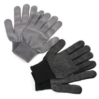 Wholesale Best Price Pair Hair Straightener Perm Curling Hairdressing Heat Resistant Finger Glove Kitchen Glove Colors