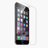 Wholesale 1pcs Sample HD LCD Clear Tempered Glass Screen Protector D mm H Arc Edge Explosion proof Film For iPhone I6 S