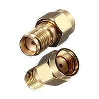Wholesale Hot Sale SMA Female Jack To RP SMA Male Jack RF Coaxial Adapter Connector order lt no track