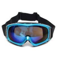 best ski bags - Hot Sale Best Promotion Blue Ski Mask Skiing Goggles Adult Anti Fog PC CA TPU Frame Snow Goggles