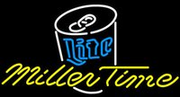 beer time - New Miller Lite Life Time Glass Neon Sign Light Beer Bar Pub Sign Arts Crafts Gifts Lighting Size quot