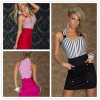 skirting direct - Factory direct Sexy Set Supply Europe and Clubwear sexy lingerie printing stitching Slim dress Sexy Underwear Skirt N188 hot