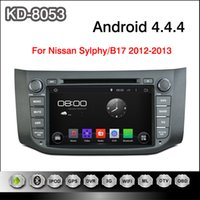 dual cd player - Android Dual core quot Capacitive Multi touch Screen Car DVD Player For Nissan Sylphy B17 with WIFI G GPS Car Radio Stereo