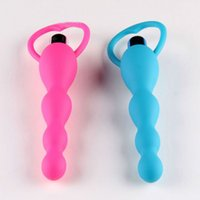 Wholesale Silicon Sex Asses - Wholesale-Silicon Vibrator For Women,Anal Plug Sex Toys,Female Masturbation Massagers,Fashion Anal Stimulation Ass Sex Products For Woman