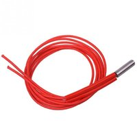 Wholesale 10pcs mm leadwire Cartridge Heater for d printer mm W W Volt Volt heater Cartridge Heater Element