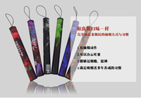 e-cigar - E ShiSha Hookah Pen Disposable Electronic Cigarette Pipe Pen Cigar Fruit Juice E Cig Stick Time Puffs Colorful Flavors