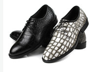 best british bands - Brand Classic men s Oxfords shoes Best quality dress shoes men genuine leather business shoes british style shoes