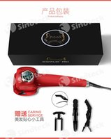 Wholesale Automatic Curler Showliss Pro LCD Hair Curler Curling New Styler Curling Iron Pro LCD Hair Curler Automatic Free DHL Factory Direct