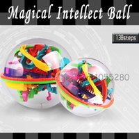 ball step - D Labyrinth Ball children s educational toys steps d track maze intelligence ball game space ball