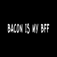 best glue for material - Car Stickers Bacon Is My Bff Sticker For Car Window Vinyl Decal Funny Gift Joke Cute Best Friend