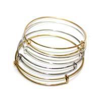 alloy spring steel wire - Fashion Alex Ani Silver Charm Bangle Bracelet Alex and Ani Round Bangles Wiring Bracelet expandable bangles DHL