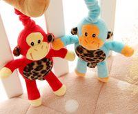 Al por mayor-bebé cuna junto a la cama de felpa muñeca de juguete juguetes sonido de cama recién nacidos envío libre