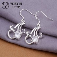 Cheap studs sterling silver 925 Best fashion jewelry for women