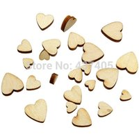 appointment book - 60pcs pack Mini Love Heart Wood cm Charms Appointment Wedding Decoration Making Scrap Booking Craft Card
