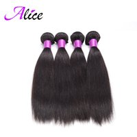 discount remy hair - Big Discount a Fabulous Malaysian Remy Hair Straight Malaysian Human Hair Extensions Malaysian Hair Bundles Straight Weaves