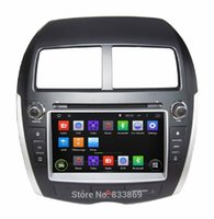 citroen c4 gps dvd - Android HD quot Car DVD GPS Navi for MITSUBISHI ASX Peugeot Citroen C4 With G WIFI Bluetooth IPOD TV Radio RDSAUX IN