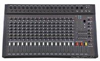 Wholesale Professional Audio Powered Amplifier Mixer Channels Double Graphic EQ Mixing Console Mezcladora De DJ Wx2 PMX1606D