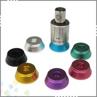 stands - Best Aluminum Base Metal Holder Clearomizer Base Atomizer Stand Suit for Clearomizer high quality DHL Free