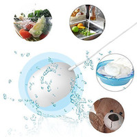 clothing cleaning - Newest Multi functional Mini Portable Ultrasonic Washer Cleaner Laundry Washing Machine for Clothes Towels Vegetables Fruits