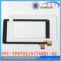 Wholesale Original inch TPC V3 FPC TP070215 B Touch Screen Panel Digitizer For Tablet PC WJ327 V1